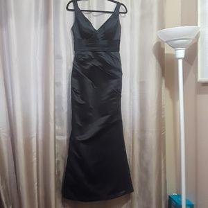 Bill Levkoff Mermaid Gown